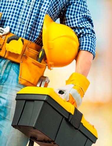 Mantenimiento de instalaciones y reparaciones